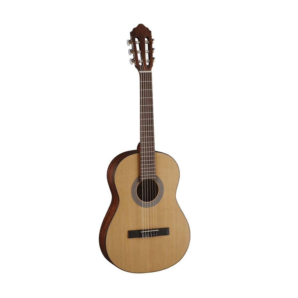 Cort AC70 Acoustic Guitar With Bag (3/4 size) (Open Pore)