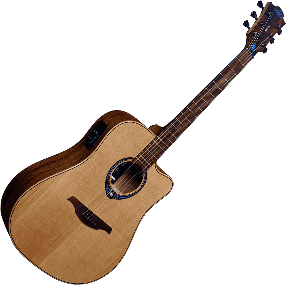 Lag THV10DCE Acoustic Electric Guitar