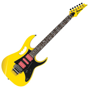 Ibanez JEMJRS Steve Vai JEM Jnr Electric Guitar, Yellow