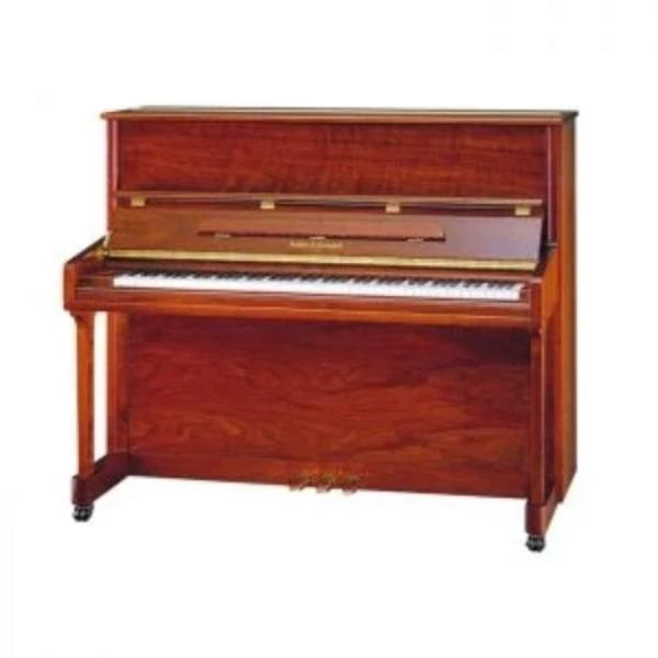 Kohler & Campbell KC121 Walnut Piano with Matching Duet Stool