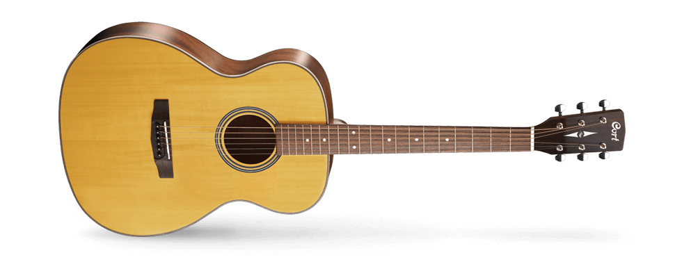 Cort CL100 OK Luce Solid Top Acoustic Guitar