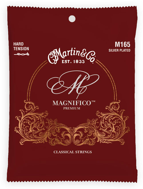 Martin Strings Classic Magnifico Silver Plated Hard Tension