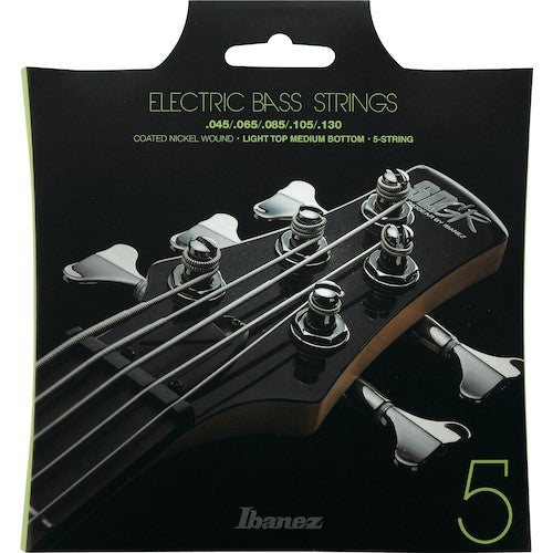 Ibanez Bass Guitar 5-String Set 45-130