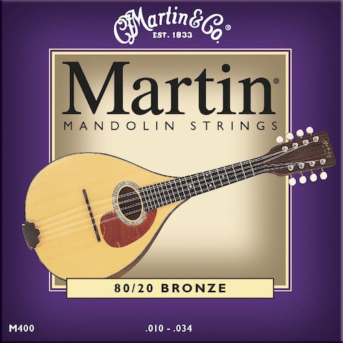 Martin Strings Mandolin 80/20 Bronze