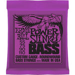 Ernie Ball Bass Strings 55-110 Power Bass