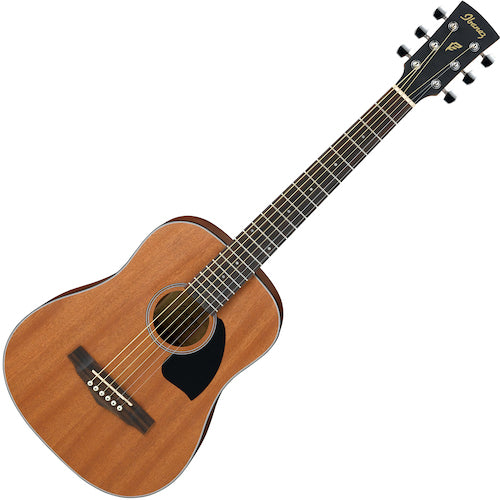 Ibanez PF2MHOPN Acoustic Guitar 3/4 Size, Natural