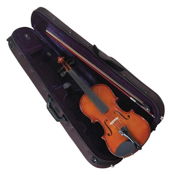 Palatino 4/4 Violin with case and bow