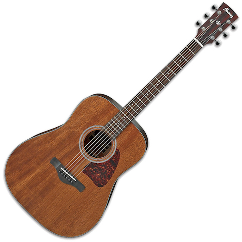 Ibanez AW54JNROPN Acoustic Guitar