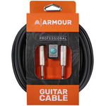 Armour NGP20 Guitar Cable 20ft W/Neutrik Jacks
