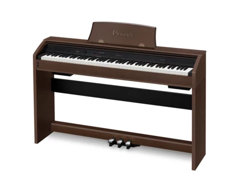 Casio PX-760 Privia Piano > Brown