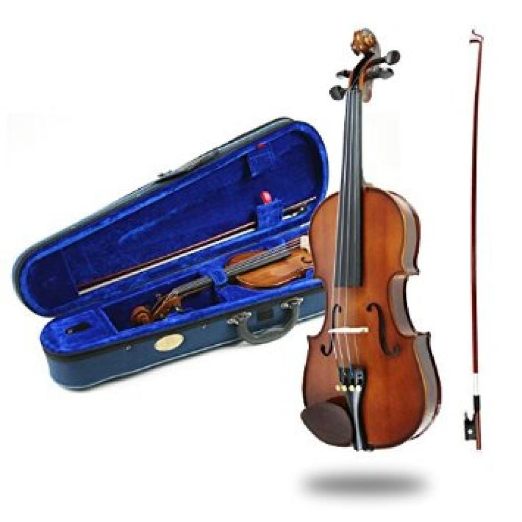 Stentor 1400 Student I 1/2 Violin Outfit