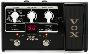 Vox Stomplab 2G Guitar Multi Effects Unit