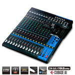 Yamaha MG16XU Mixer with effects and USB