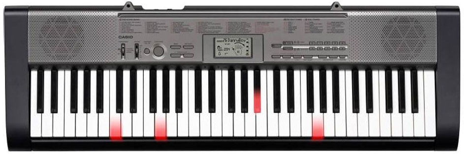 Casio LK120 Lighting Keys Keyboard