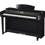 Yamaha CVP705-PE Clavinova Digital Piano Polished Ebony Finish