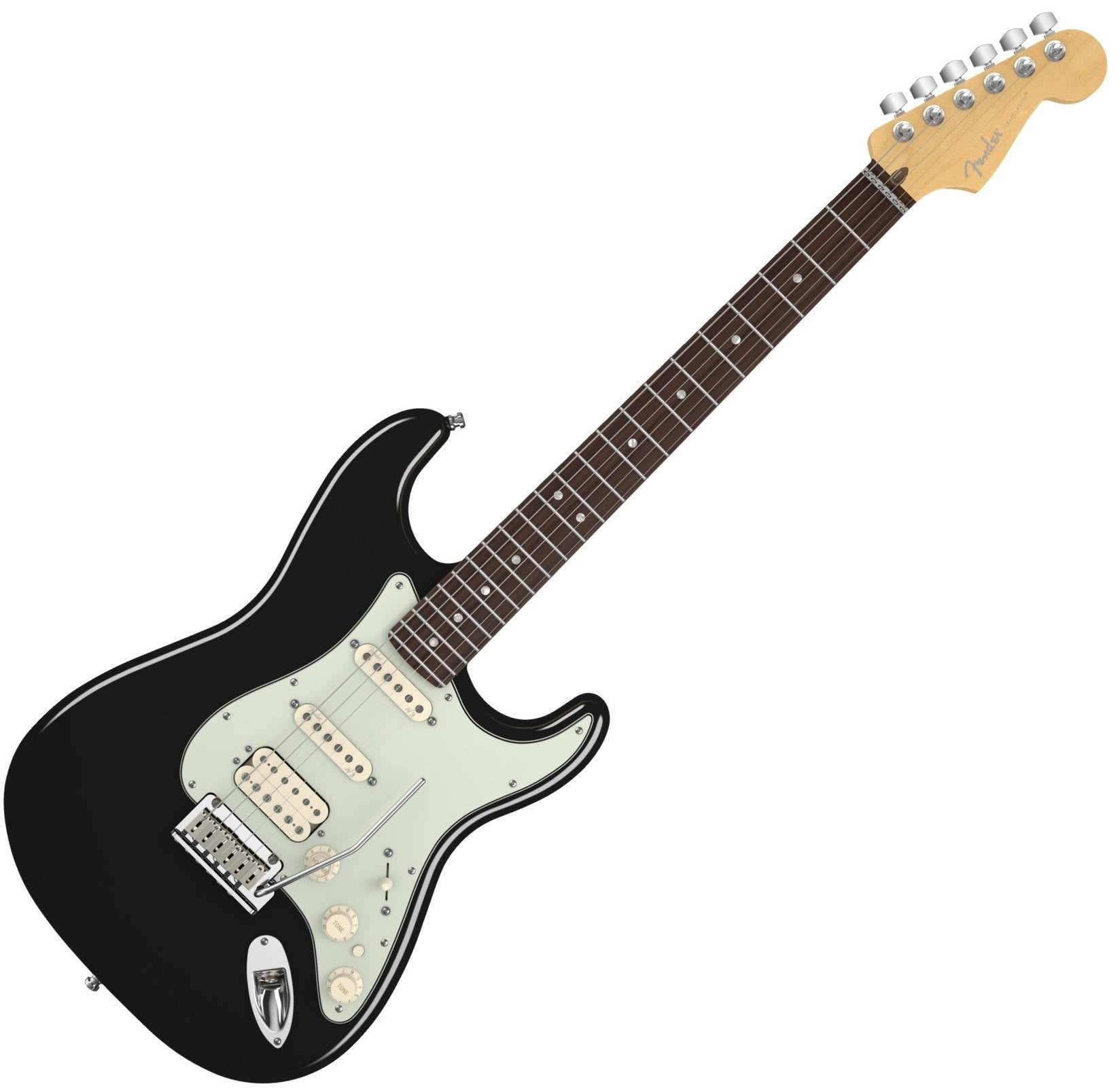 Fender Deluxe Strat Plus HSS RW Electric Guitar