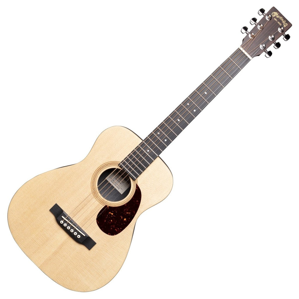 "Martin LX1RE ""Little Martin"" Acoustic Electric Guitar"