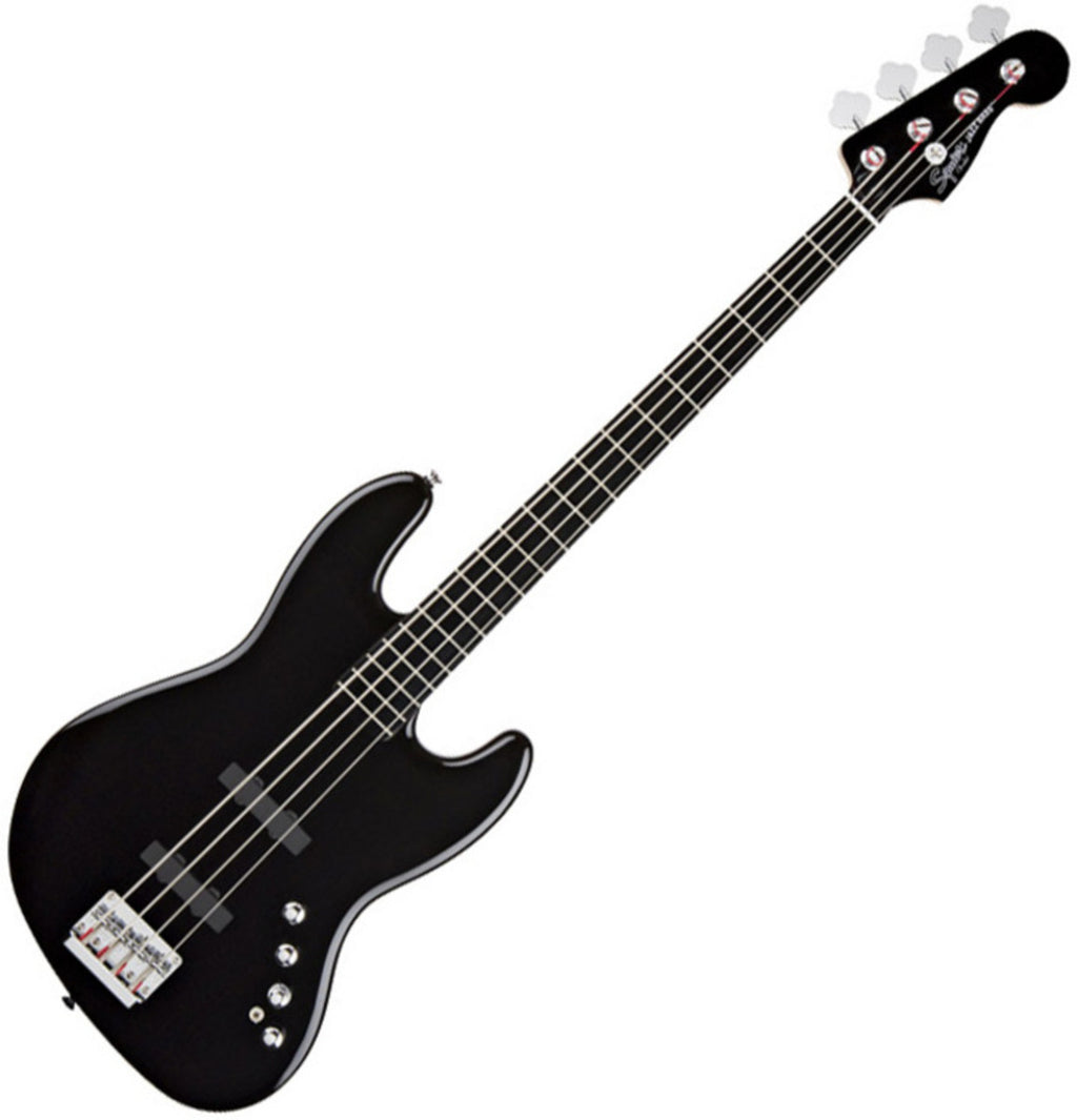 Squier Deluxe Jazz Bass IV Active