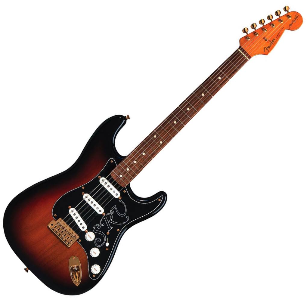 Fender Stevie Ray Vaughan Stratocaster - 3-Tone Sunburst