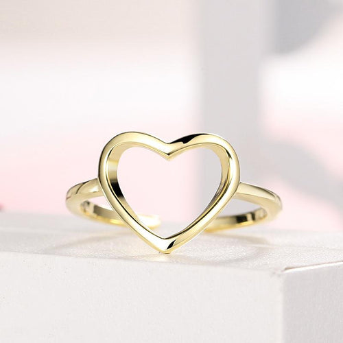Rihan Heart Ring