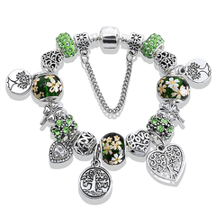 Lucky Charm 2019 Tree of Life Bracelet
