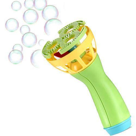 NEW Hot Electric Bubble Wands Maker