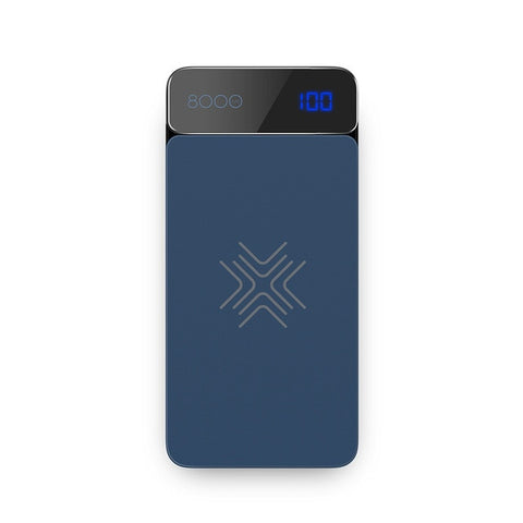 ROCK QI Wireless Power Bank 8000mAh