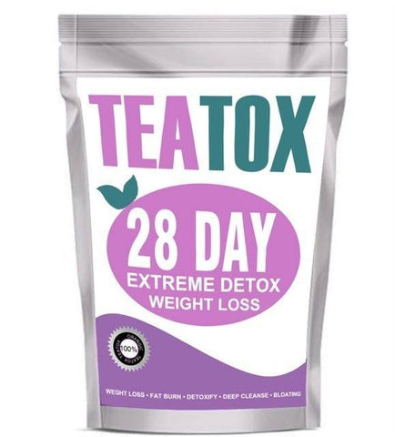 100% Pure Natural Detox Tea
