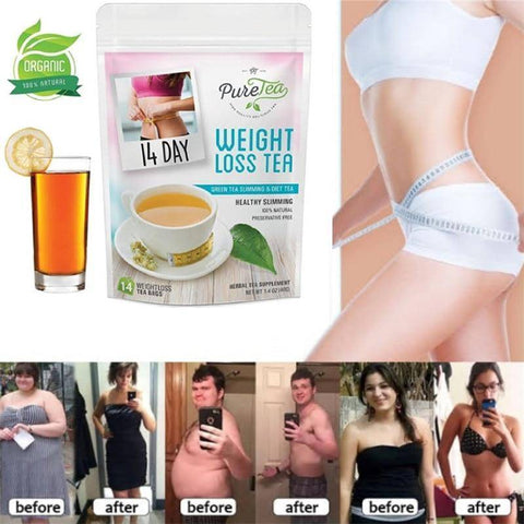 100% Natural Slimming Tea