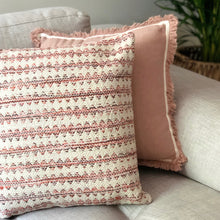 Load image into Gallery viewer, Argyle Stripe Cushion