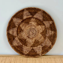 Load image into Gallery viewer, Rattan Tribal Plate