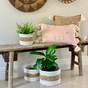 Seagrass Baskets (Set of 3)