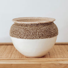 Load image into Gallery viewer, Beaded Manik Pot (Medium)