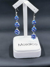 Load image into Gallery viewer, Mosaico 925 earrings
