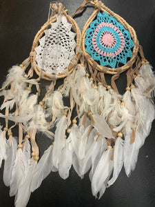 Oval dream catchers sm