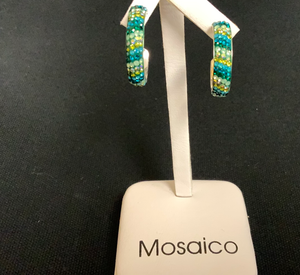 Mosaico 925 earrings