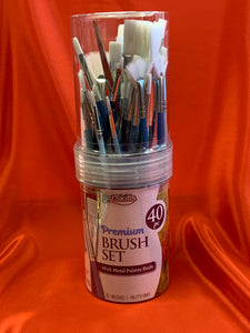 Brushes Premium brush set