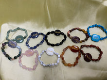 Load image into Gallery viewer, Word stone bracelets