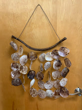 Load image into Gallery viewer, Wind chimes Saddle shell crazy vine