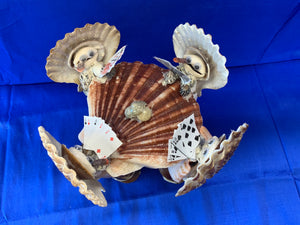 Poker player shells