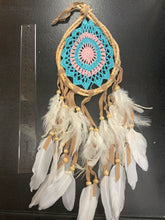 Load image into Gallery viewer, Oval dream catchers sm