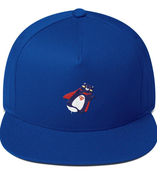Flat Bill Cap - Superbear