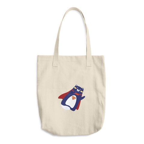 Cotton Tote Bag - Superbear