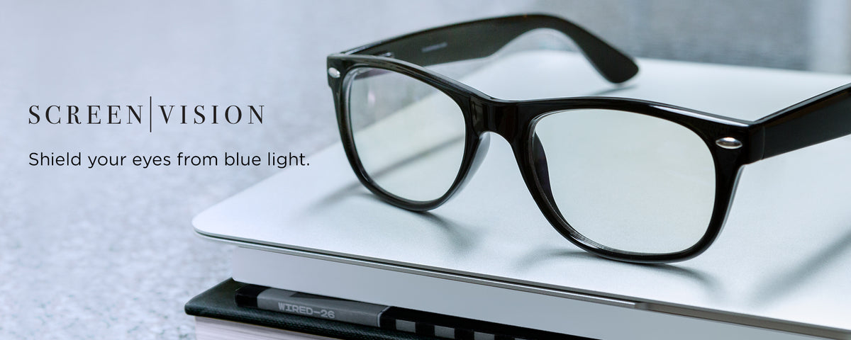 ScreenVision™ Blue Light Glasses