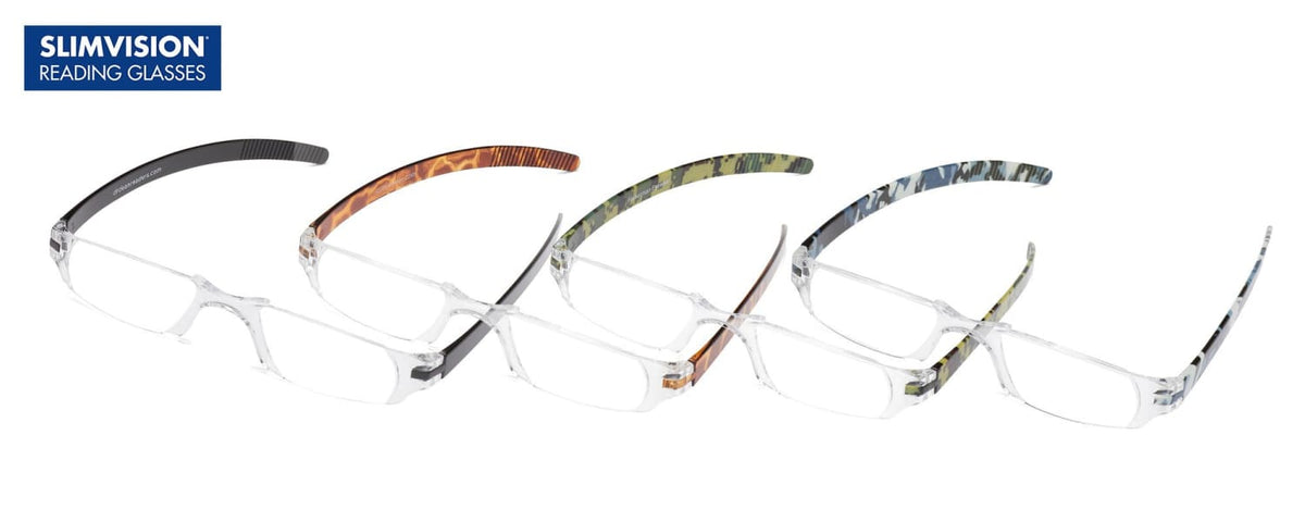 SlimVision® Readers