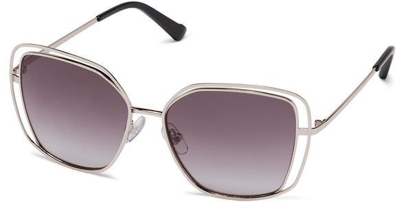 Castellon - Silver / 1.25 - Sunglasses (4441098125415)
