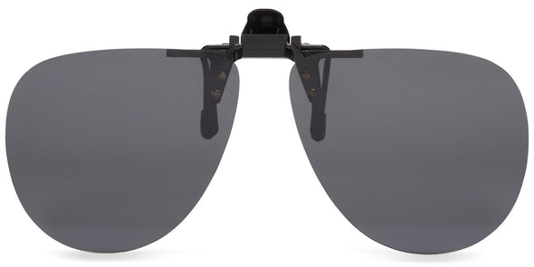 Clip-&-Flip Aviator - Polarized Sunglasses (3877045141607)