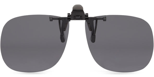 Clip-&-Flip Square - Polarized Sunglasses (3877045043303)