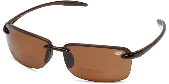 Del Mar Bifocal - Polarized Sunglasses