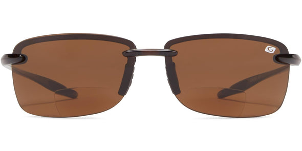 Del Mar Bifocal - Polarized Sunglasses (3889394122855)
